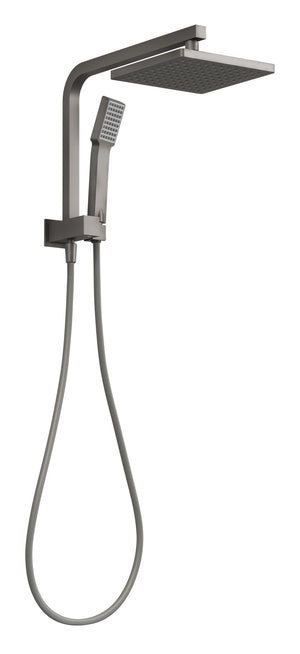 Lexi Compact Twin Shower (Gun Metal)