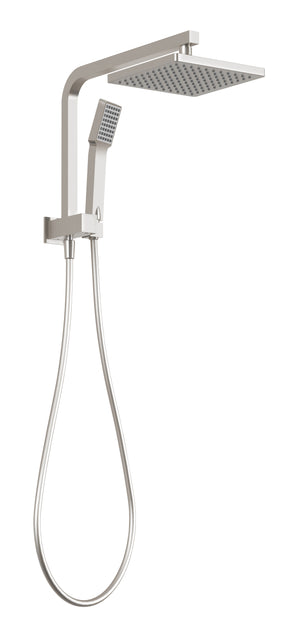 Lexi Compact Twin Shower (Brushed Nickel)