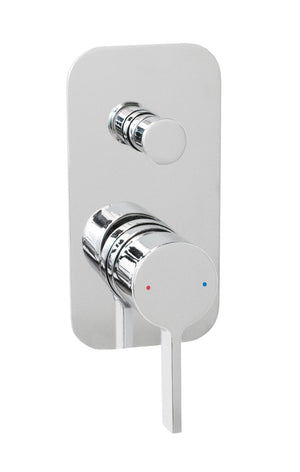 Martini Wall Diverter (Chrome)