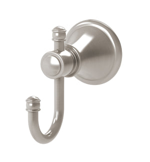 Nostalgia Robe Hook (Brushed Nickel)