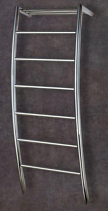 Thermorail Heated Towel Rail with Shelf RSH38