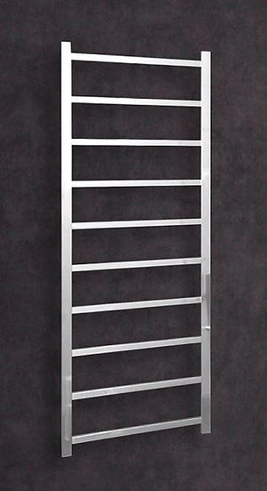 Thermorail Heated Towel Rail 10 Bars SS19M