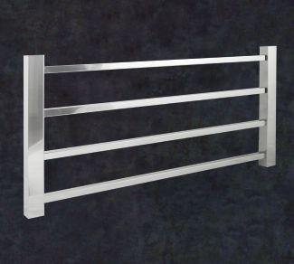 Thermorail Heated Towel Rail 4 Bars SS81M
