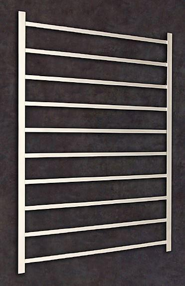Thermorail Heated Towel Rail 10 Bars SS88M