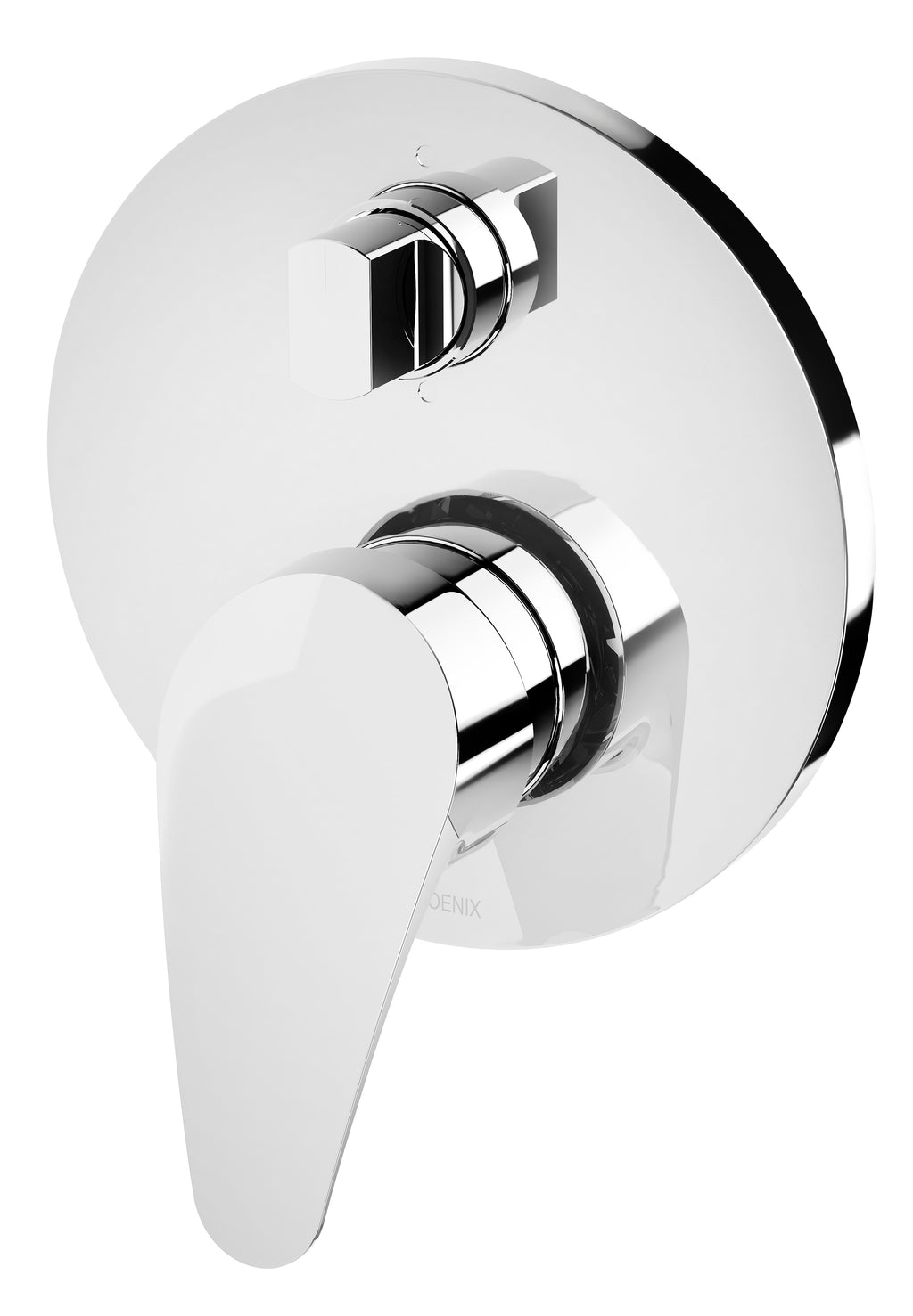 Ivy Shower / Bath Diverter Mixer (Chrome)