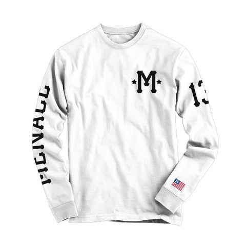 13TH LETTER LONGSLEEVE