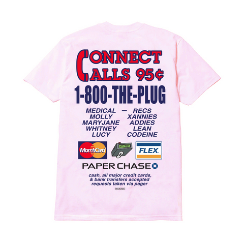 CONNECT CALLS T-SHIRT