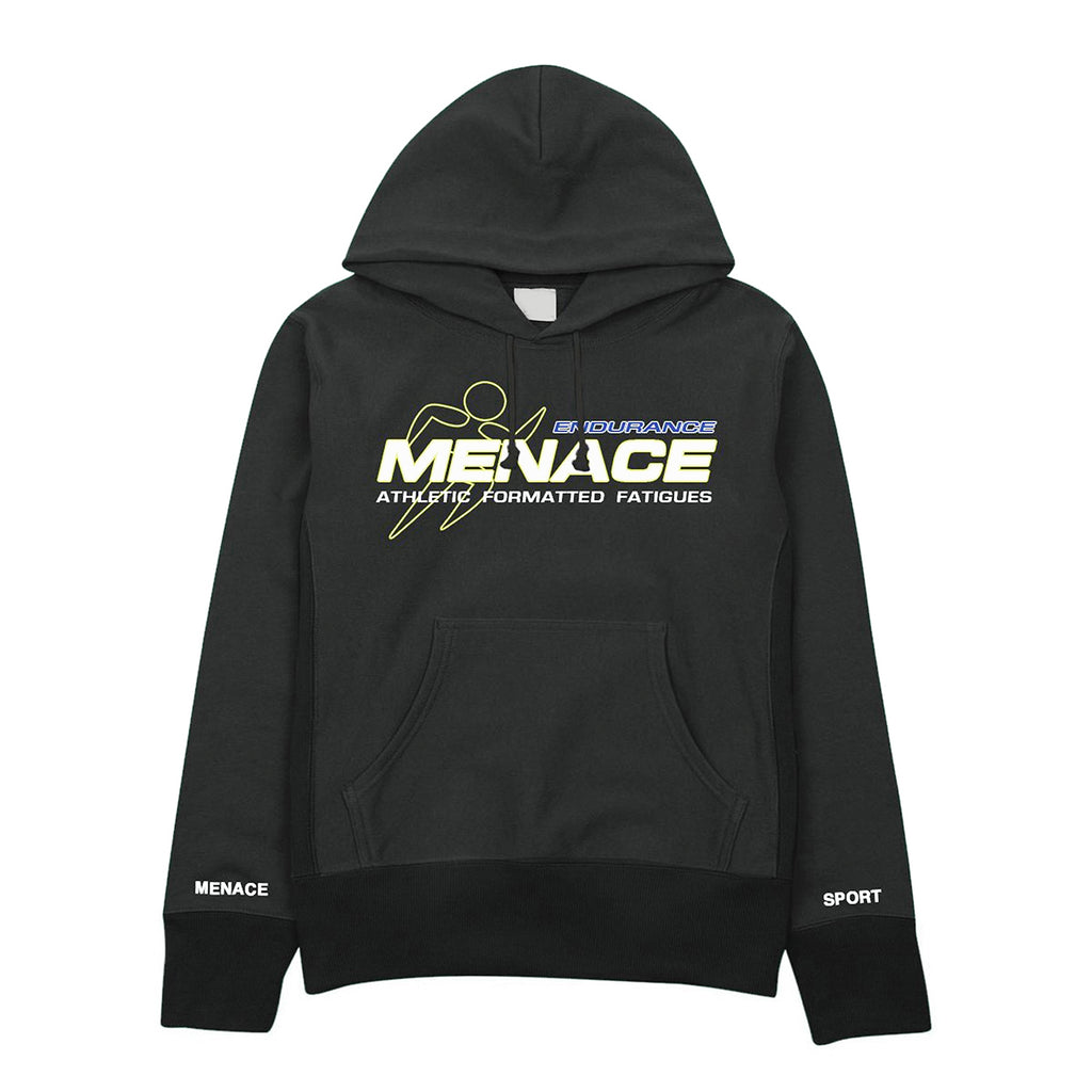 ATHLETIC FATIGUES TONAL CONTRAST HOODIE-Pullover Hoodie-MENACE ®