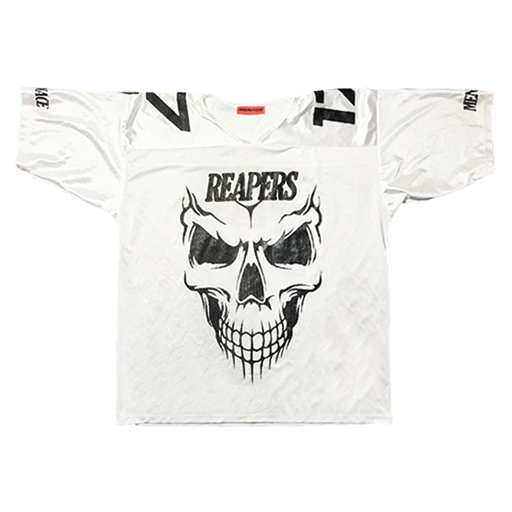 OVERSIZED REAPERS MESH FOOTBALL JERSEY - MENACE LOS ANGELES