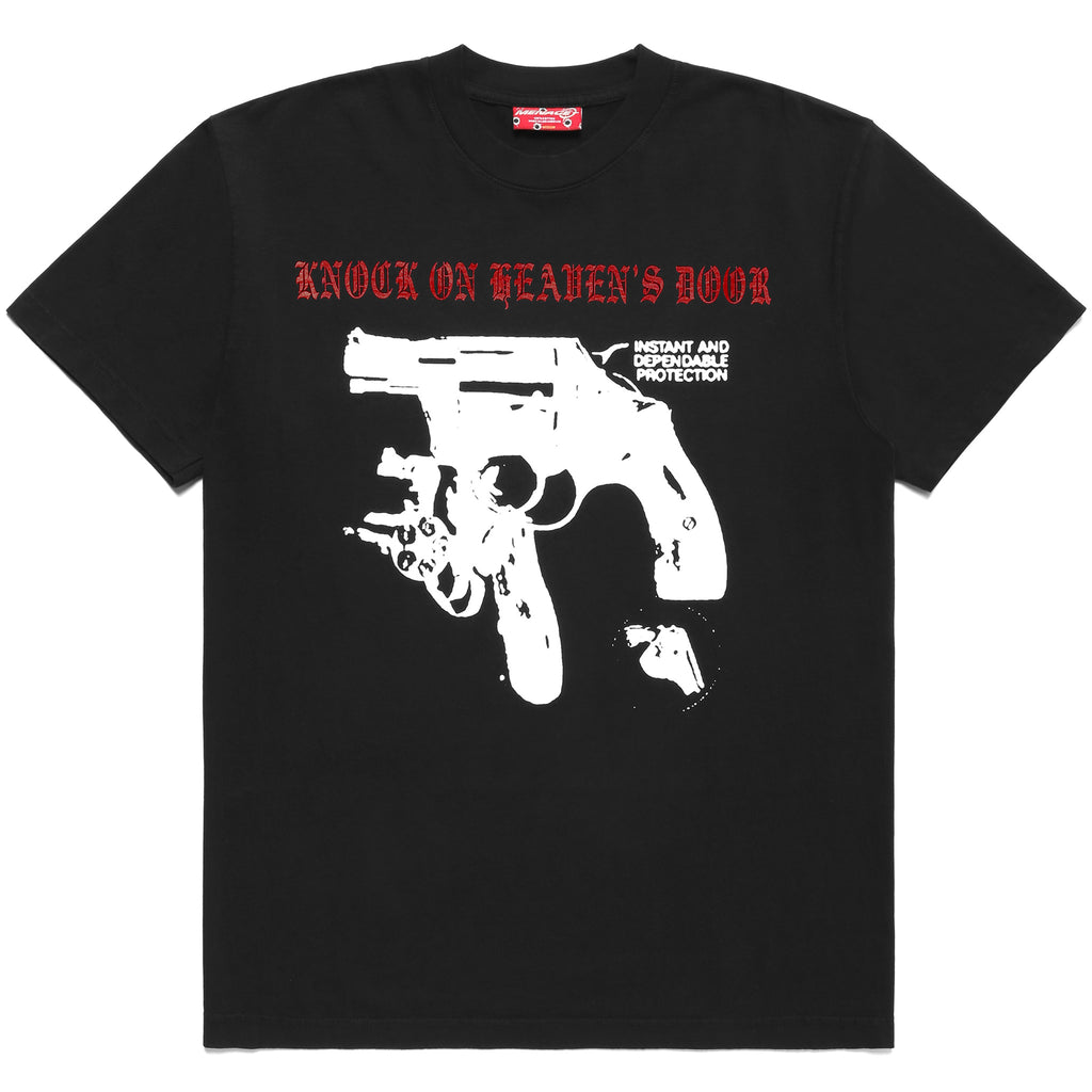 KNOCK ON HEAVEN'S DOOR T-SHIRT-T-Shirt-MENACE ®