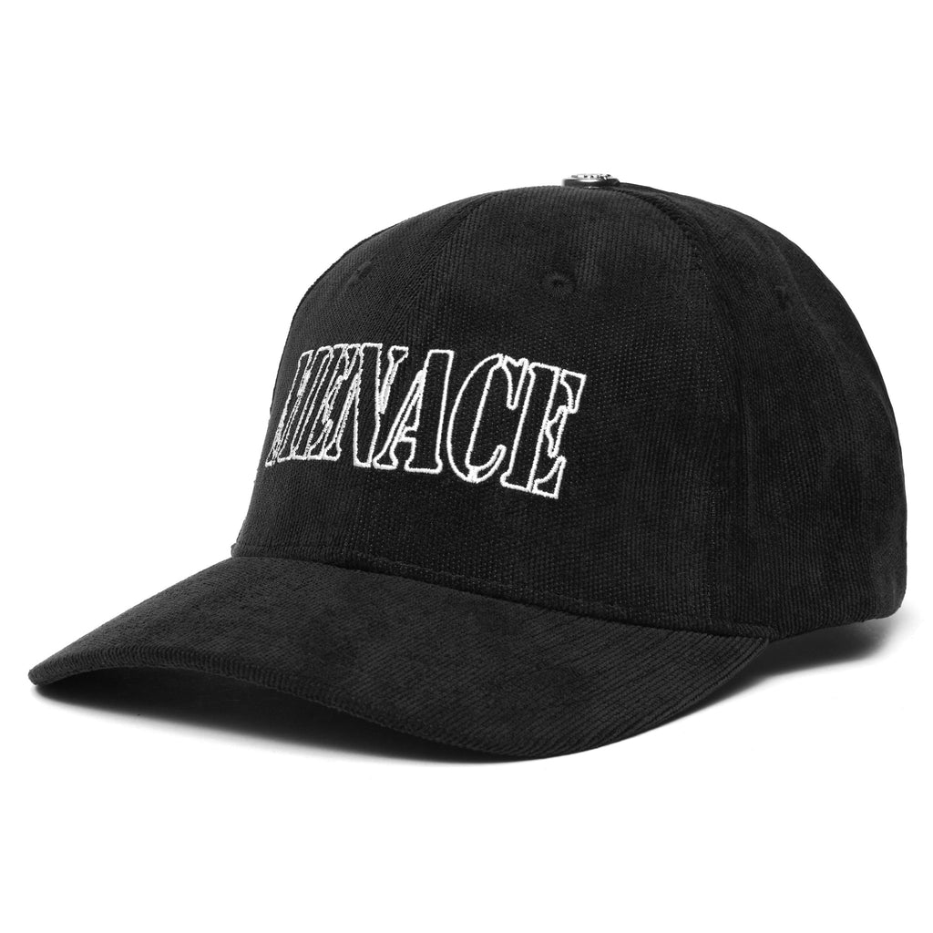 CORDUROY LOGO CAP by MENACE