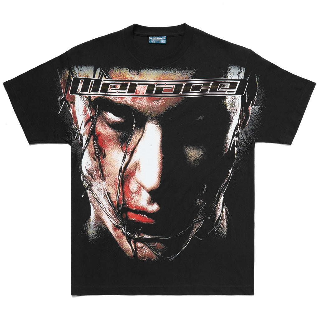CONTRA T-SHIRT (OVERSIZED PRINT)