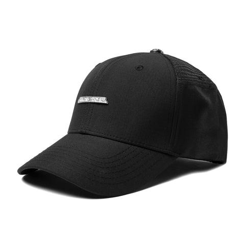 MENACE CORPORATION METAL LOGO NYLON CAP