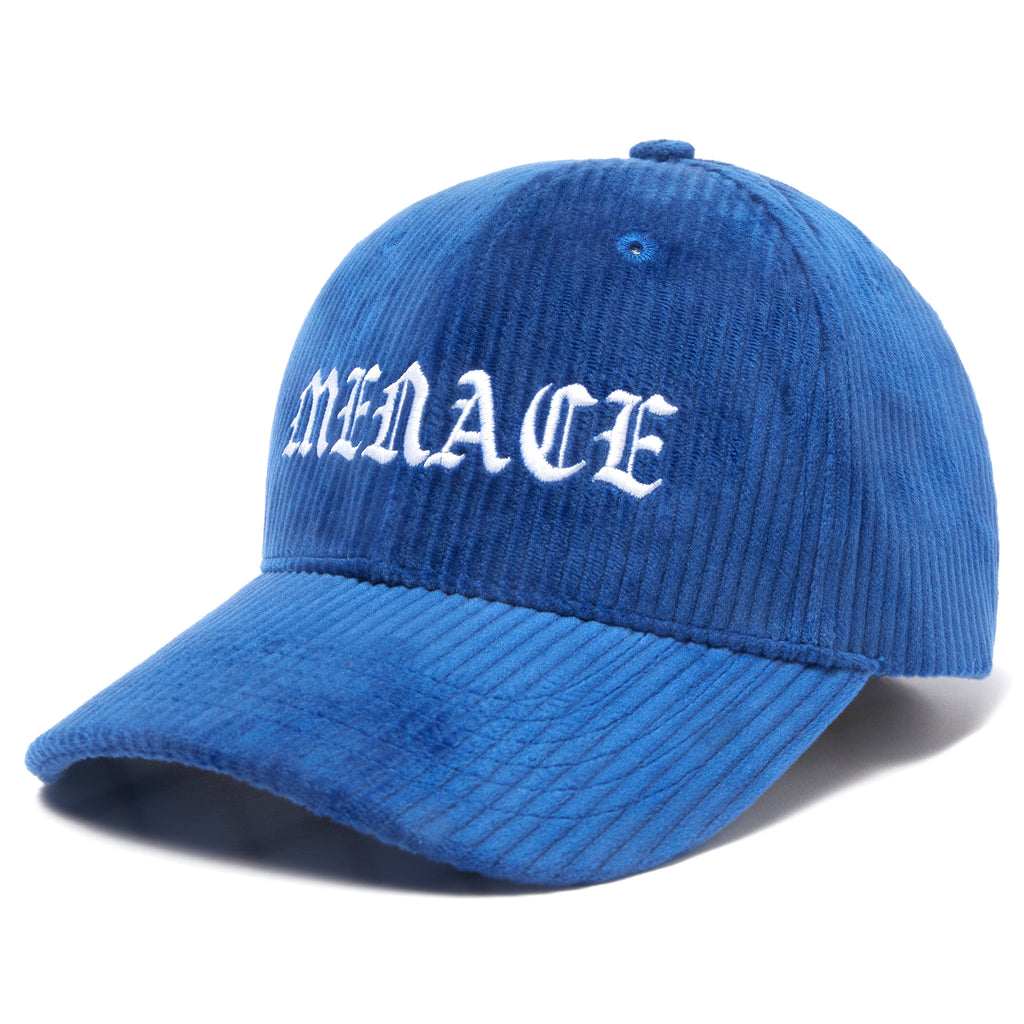 NO ONE IN THE WORLD OWES YOU SHIT CORDUROY LOGO CAP-Cap-MENACE ®
