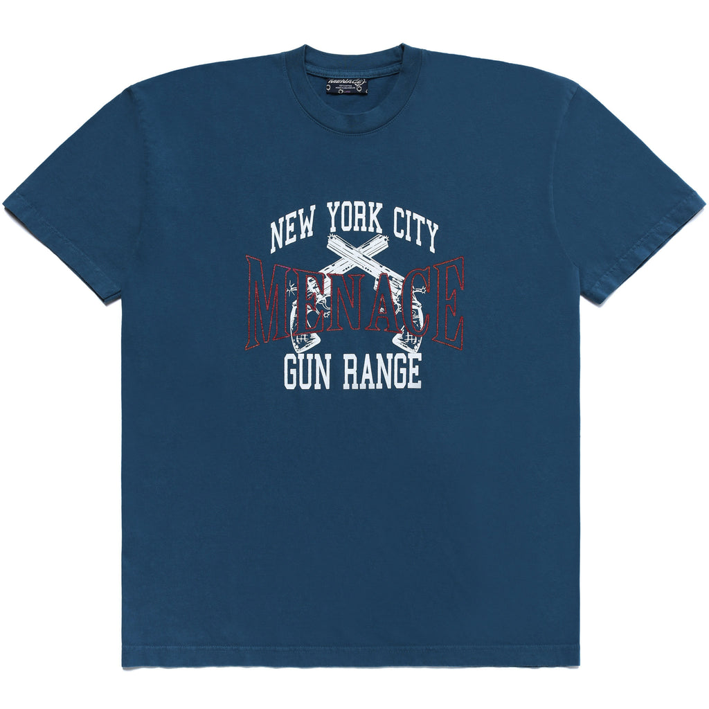 NEW YORK GUN RANGE T-SHIRT by MENACE