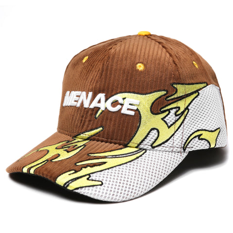 TWO-TONE FLAME CAP