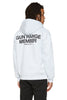 GUN RANGE MEMBER ZIP-UP HOODIE by MENACE