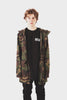 WOODLAND CAMO PARKA by MENACE
