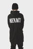 JET BLACK PARKA - MENACE LOS ANGELES