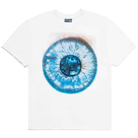 ALL SEEING EYE LENTICULAR PATCH T-SHIRT