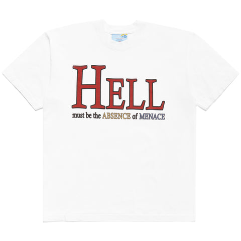 HELL MUST BE T-SHIRT