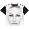"""EVA"" MULTI-COLOR T-SHIRT-T-Shirt-MENACE ®"