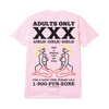 ADULTS ONLY T-Shirt MENACE Los Angeles Streetwear Clothing