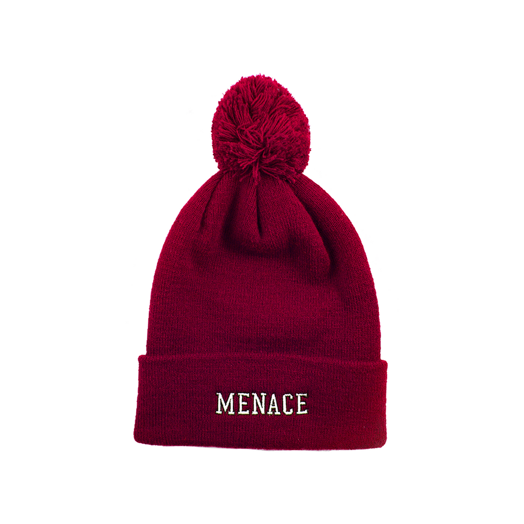 MENACE POM-BEANIE - MENACE LOS ANGELES