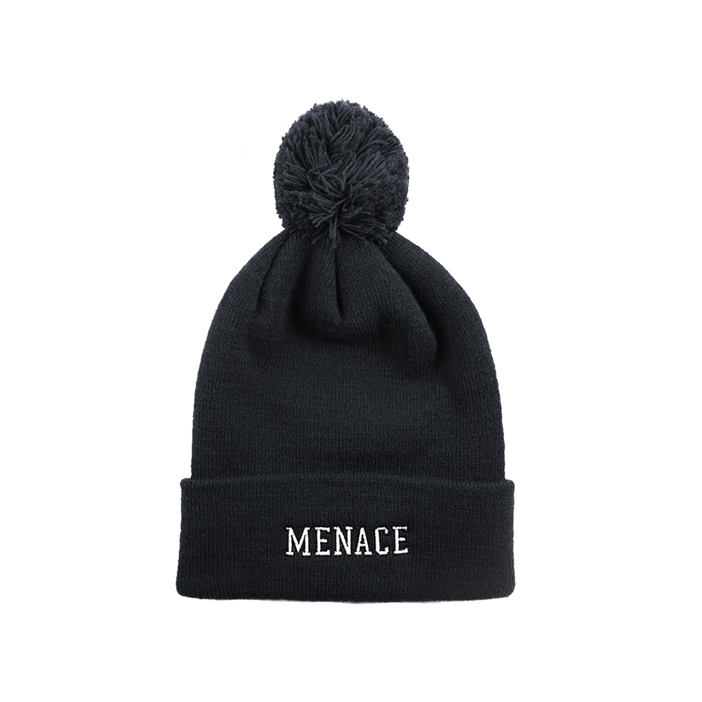 MENACE POM-BEANIE-Beanie-MENACE ®