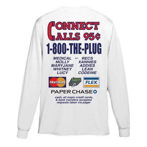 CONNECT CALLS LONGSLEEVE