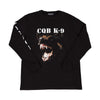 C.Q.B. LONGSLEEVE-Long-sleeve T-Shirt-MENACE ®
