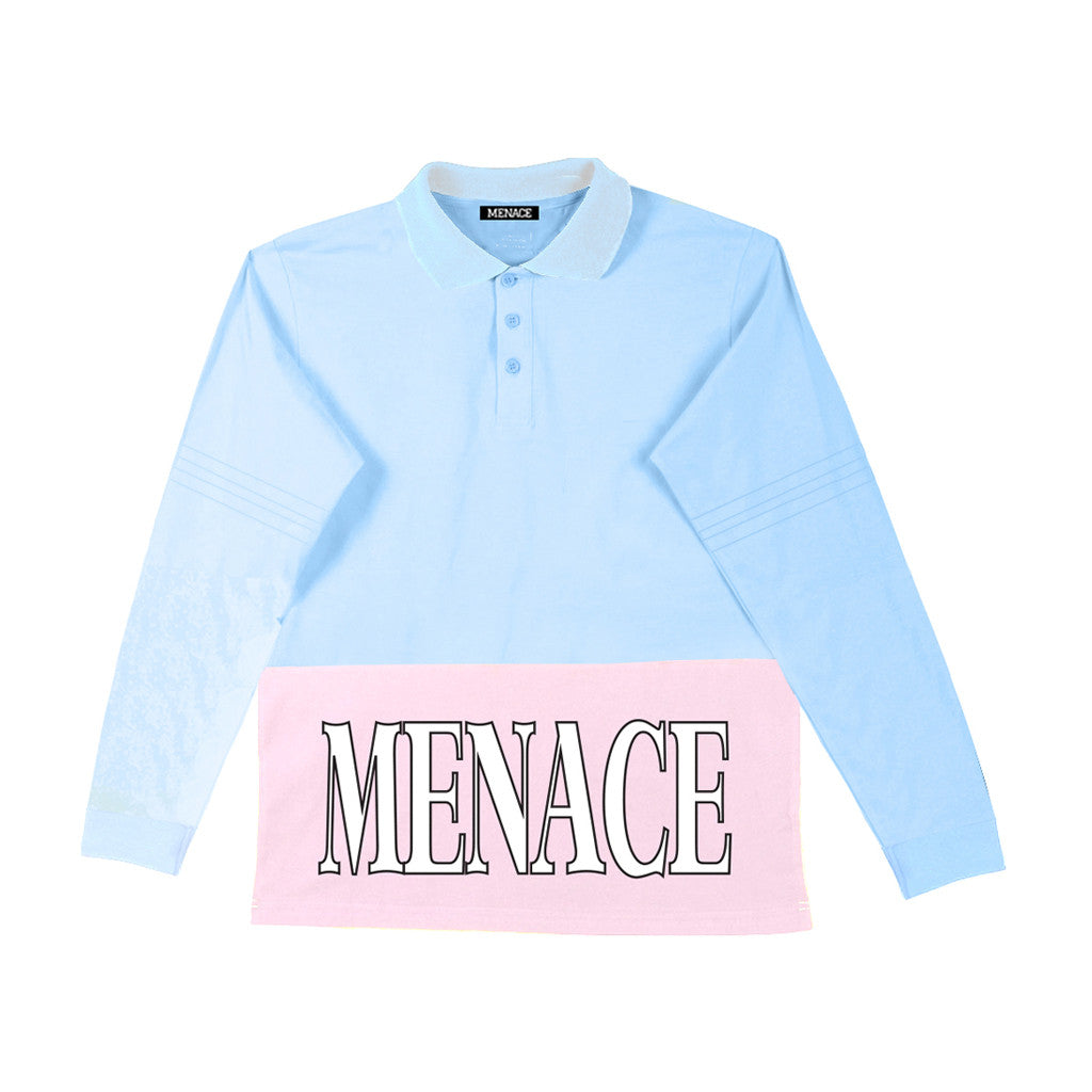 MENACE RUGBY LONGSLEEVE  - MENACE LOS ANGELES - 1