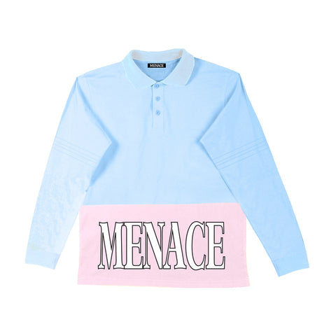 MENACE RUGBY LONGSLEEVE