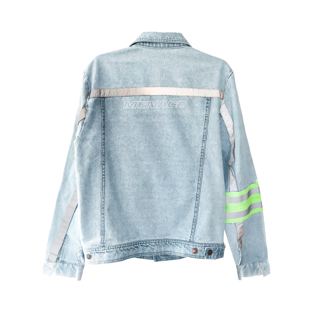 REFLECTIVE COMMUTER DENIM JACKET
