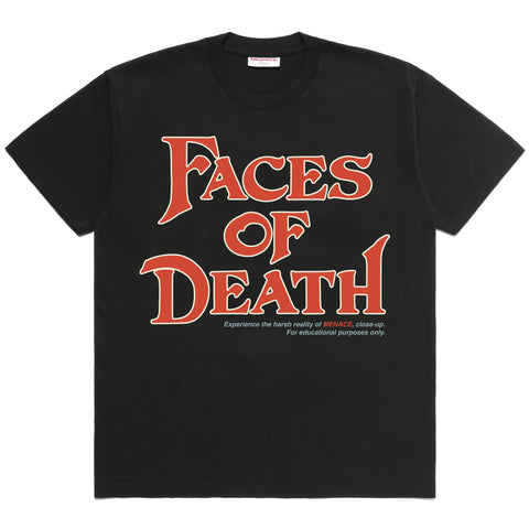 FACES OF DEATH T-SHIRT