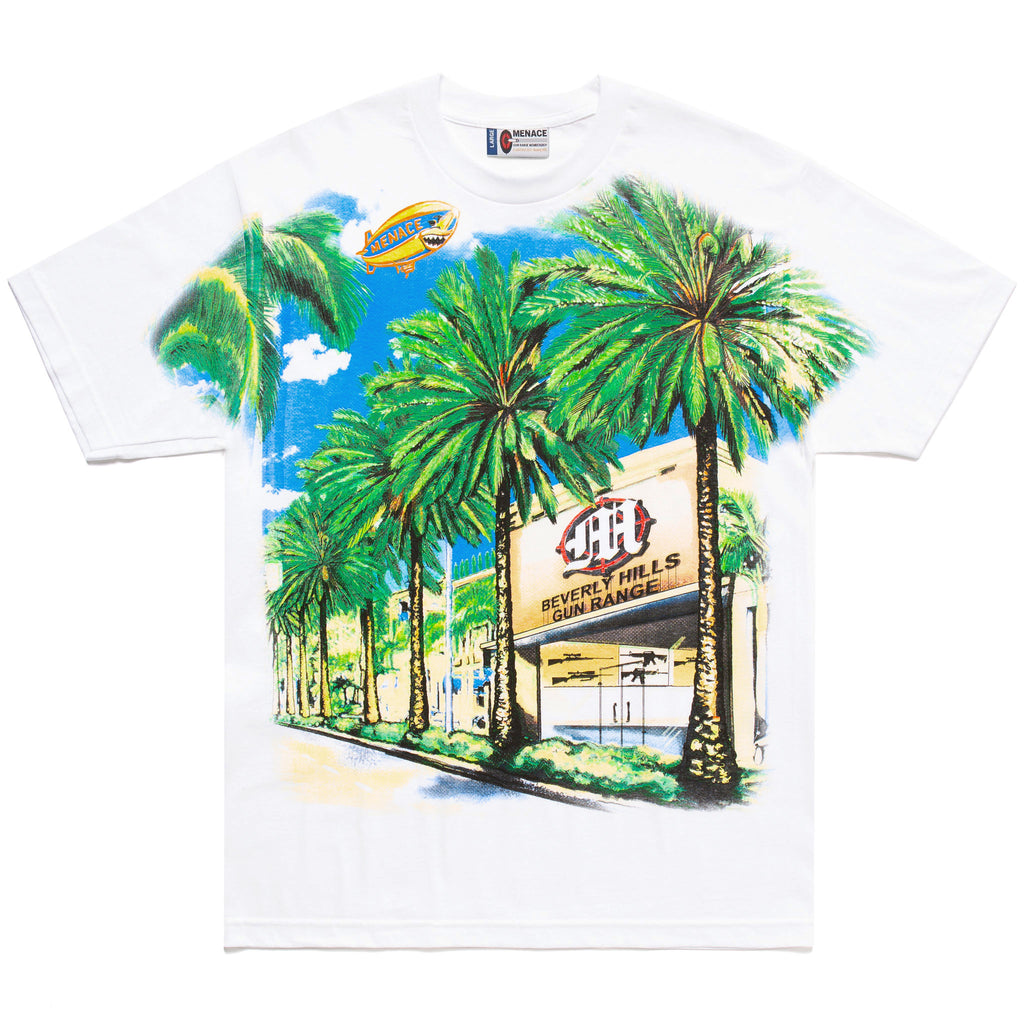 SUNNY DAY OVERSIZED PRINT T-SHIRT