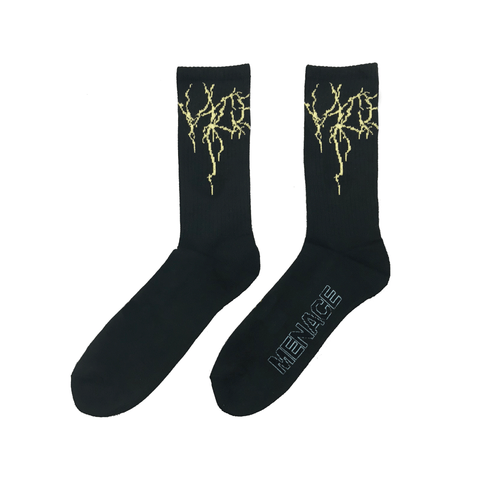 MENACE WRAP AROUND SOCKS (4 PACK)