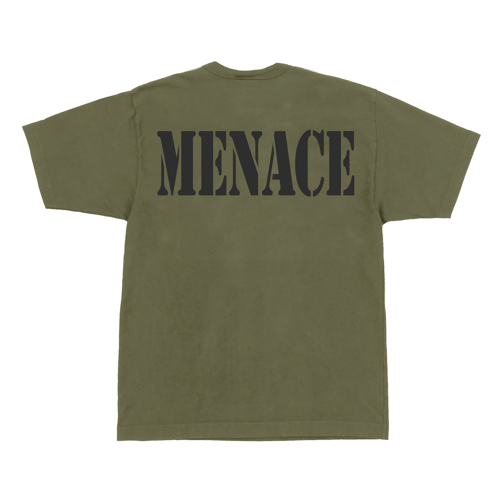 LOGO T-SHIRT-T-Shirt-MENACE ®