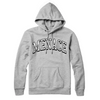 MENACE LOGO TACKLE-TWILL HOODIE - MENACE LOS ANGELES