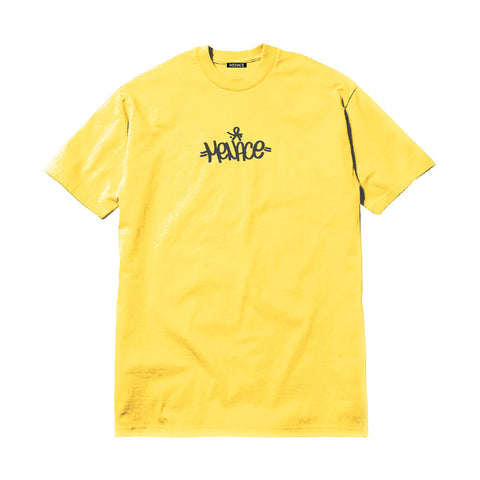 GRAFFITI LOGO T-SHIRT