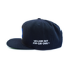 HOOD WATCH SNAPBACK  - MENACE LOS ANGELES - 4