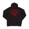 AMERICAN DREAM HOODIE-Pullover Hoodie-MENACE ®
