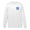 HOOD WATCH LONGSLEEVE-Long-sleeve T-Shirt-MENACE ®