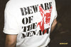 BEWARE OF THE MENACE T-SHIRT - MENACE LOS ANGELES