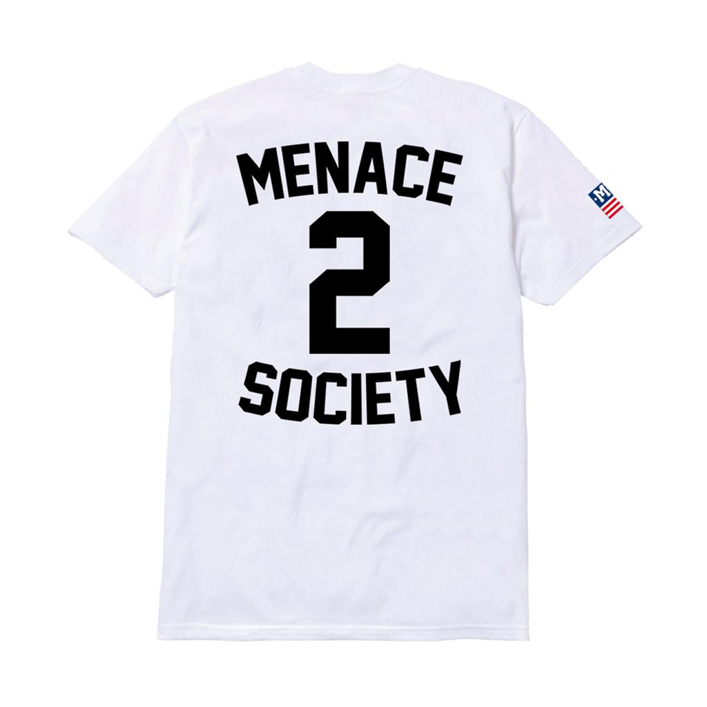 MENACE 2 SOCIETY T-SHIRT-T-Shirt-MENACE ®