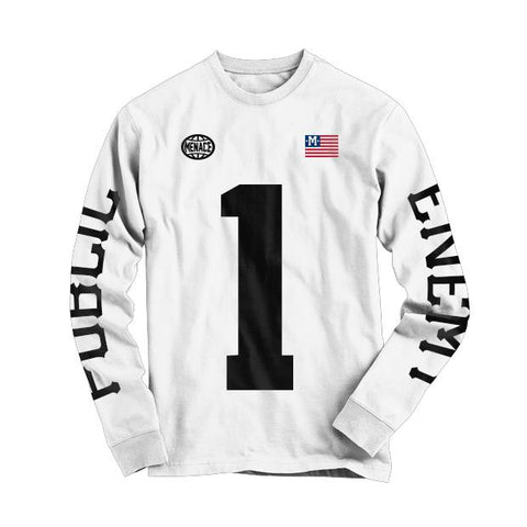 PUBLIC ENEMY NO. 1 LONGSLEEVE