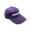 MENACE SPORT LOGO CAP - MENACE LOS ANGELES