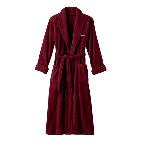PLAYBOI VELOUR BATHROBE