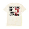 BEWARE OF THE MENACE T-SHIRT-T-Shirt-MENACE ®