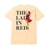 THE LADY IN RED TEE  - MENACE LOS ANGELES - 1